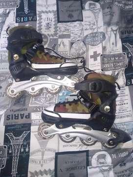 Vendo patines para niño