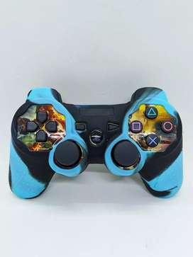 Forro de silicona para control de PS2 y PS3