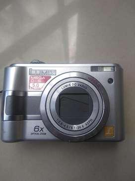 Camara Panasonic Lumix Usada
