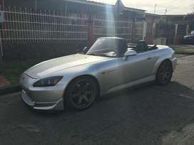 VENDO HONDA S2000 TURBO f22,,, TRADE IN ACEPTO 18.000 neg