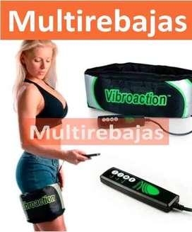 Cinturon Adelgazante Vibroaction