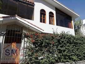 Vendo hermosa casa en yanahuara