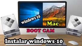 Instala Windows en tu MAC con Boot Camp