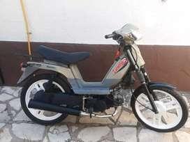 Zanella sol 107 cc 4t