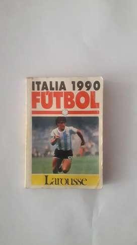 Libro fútbol