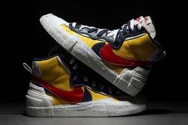 Zapatillas Sacai X Nike Blazer With Dunk