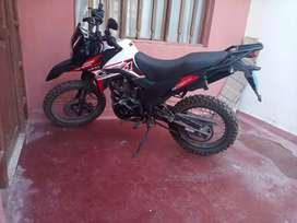 Remate a S/ 3900 Moto Mavila Vertigo 200