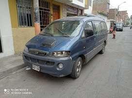 Vendo mini van Hyundai Starex