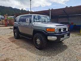 Toyota FJ CRUSIER