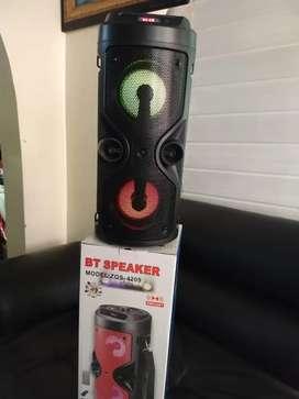 Se vende BT speaker cilíndrico