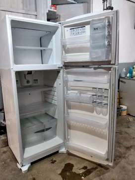 Vendo heladera general electric