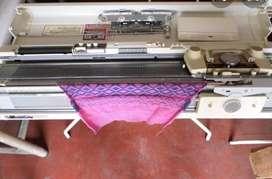 Vendo máquina de tejer singer