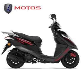 Moto Scooter Italika VGO125
