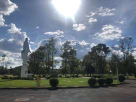 Lote triple Parque cementerio La Inmaculada
