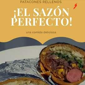 Busco persona colombiana con conocimiento en comida rápida