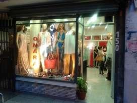 vendo fondo de comercio de vestidos de fiestas