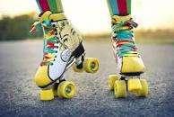 vendo patines talla 38-39 4 ruedas