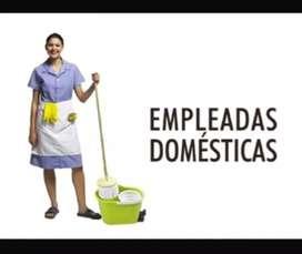 Solicito empleada interna  para servicio doméstico oficios varios mayor de 30 anos en santa marta interna