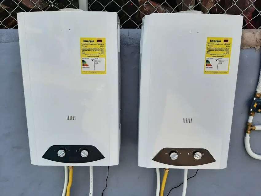 Calefactor para Piscinas