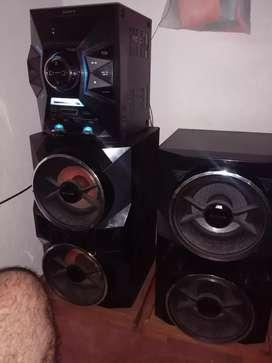 En venta equipo de sonido
