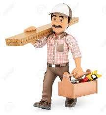 carpintero con herramientas busco, zona pilar trabajos por tanto