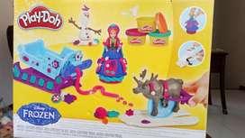 Play-doh Trineo Frozen