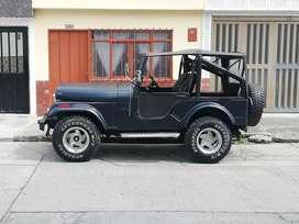 Jeep williz cj5