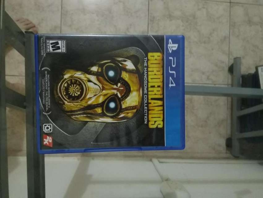 Borderlands (the Handsome Collection) 0