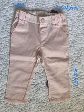 Pantalon Rosado