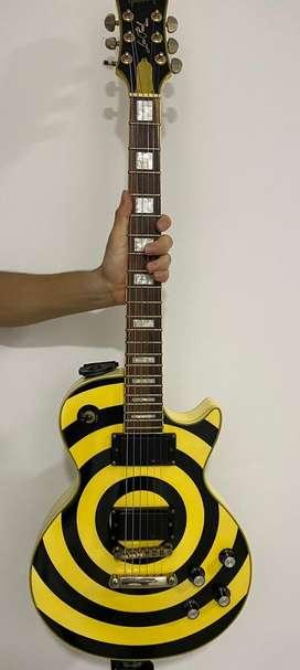 Guitarra Gibson Les Paul Zakk wylde