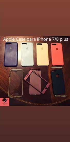 Estuche protector Apple Original para iPhone 7/8 plus