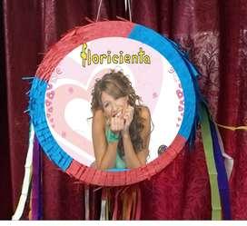 piñatas floricienta