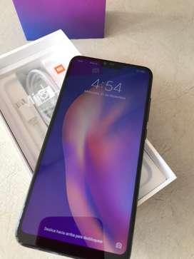 Xiaomi mi 8 lite de 64 gb Nuevo
