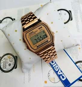 Reloj para dama casio sumergible