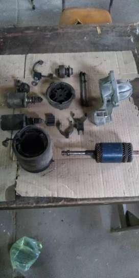 Burro Ford Taunus (para armar)