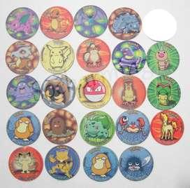 Tazos Pokemon Atrapalos Completa Tu Coleccion