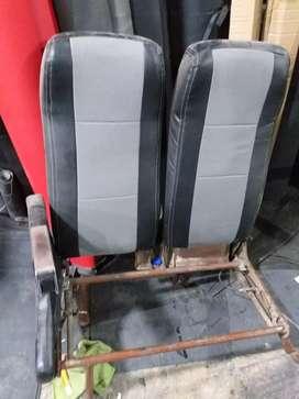 Se remata asientos para minibus