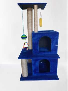 gimnasios,camas y accesorios para gato