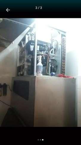 Reparacion, mantemimiento e instalacion de equipos de refrigeracion y climatizacion
