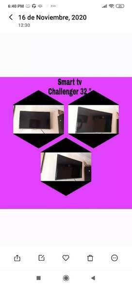 Smart Tv challenger 32'