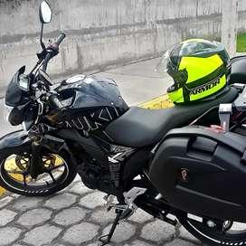 MOTO SUZUKI GIXXER 150C