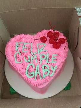 Se necesita pastelero experto, decoración de tortas