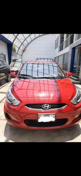 Venta de Hyundai Accent modelo 2020