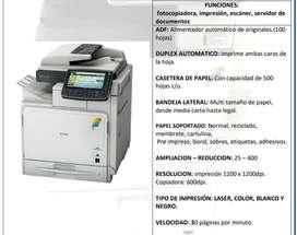 Fotocopiadora Multifuncional MPC300