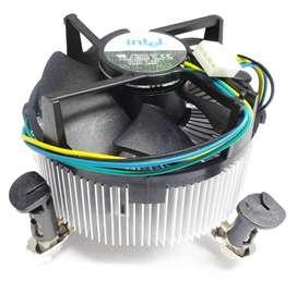 Disipador Ventilador Intel 775, 478, Amd 462,370