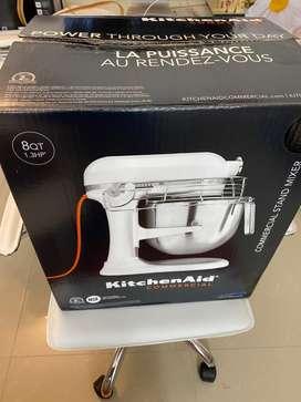 Batidora kitchen aid 8lts