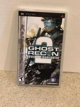 ghost recon psp
