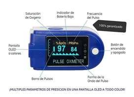 Contec Oximetro 65