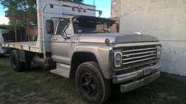 Vendo o Permuto camion Ford 7000