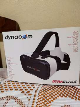 Lente de Realidad Virtual para Smartphone.